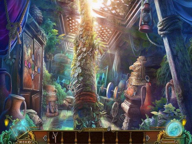 Пророчества Майя. Проклятый остров - screenshot 2