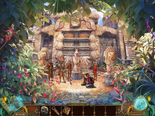 Пророчества Майя. Проклятый остров - screenshot 6