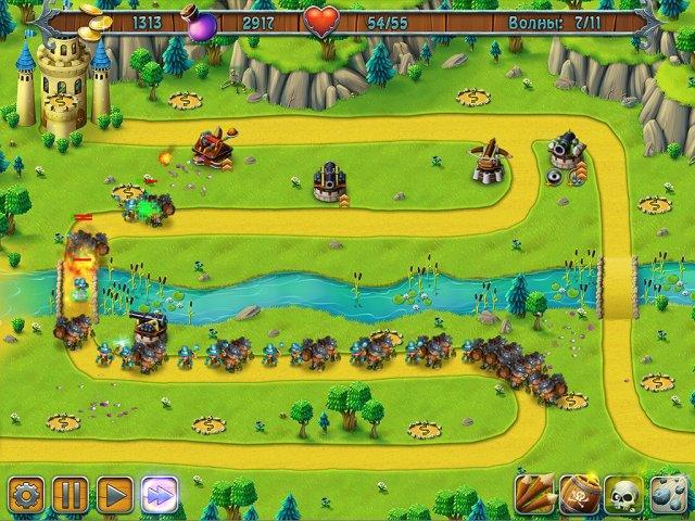 Средневековая защита - screenshot 1
