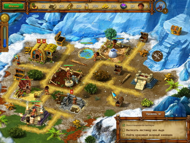 Моаи 3. Торговая миссия. Коллекционное издание - screenshot 1