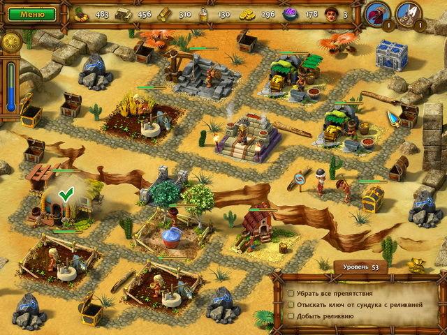 Моаи 3. Торговая миссия. Коллекционное издание - screenshot 8
