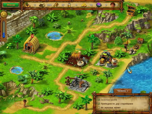 Моаи 3. Торговая миссия - screenshot 1