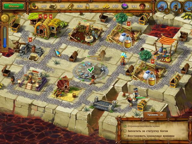 Моаи 3. Торговая миссия - screenshot 5