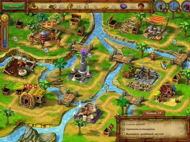 Моаи 3. Торговая миссия - screenshot 6