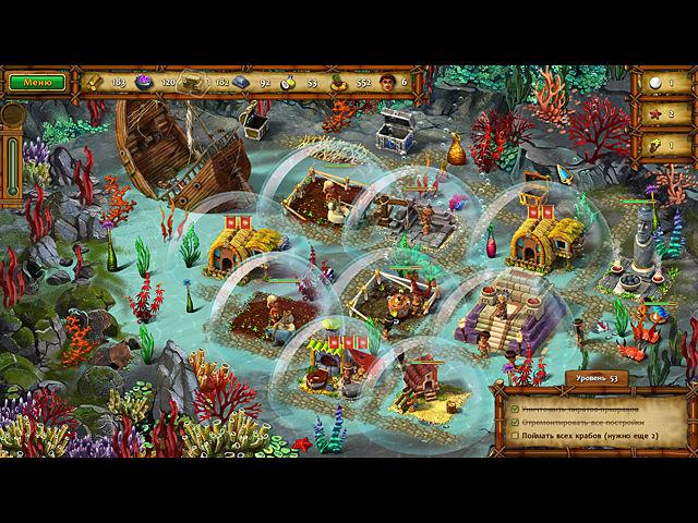 Моаи 4. Неизведанная земля - screenshot 1
