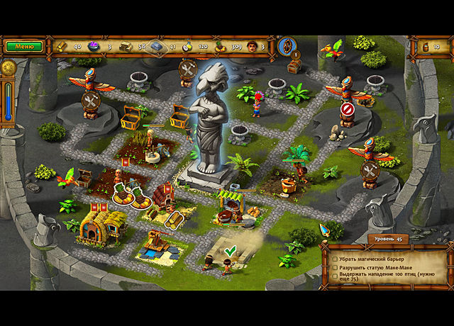 Моаи 4. Неизведанная земля - screenshot 4