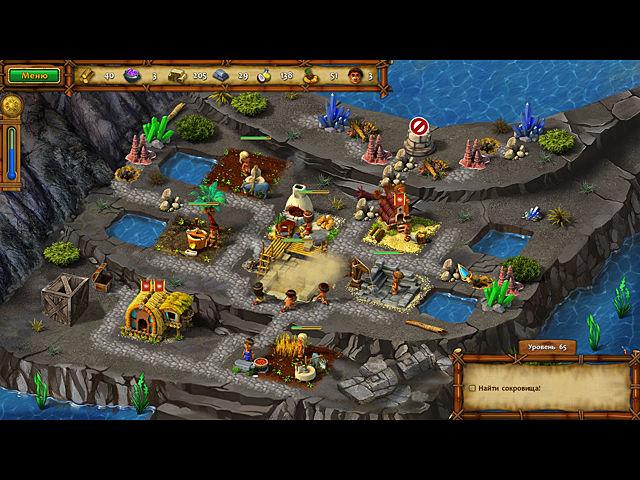 Моаи 4. Неизведанная земля - screenshot 6