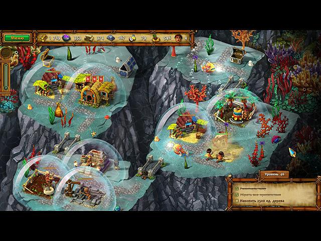 Моаи 4. Неизведанная земля - screenshot 7
