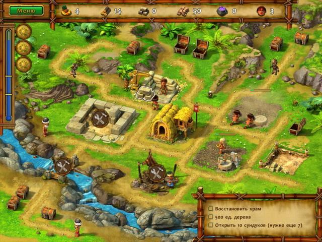Моаи. Строители мечты - screenshot 5