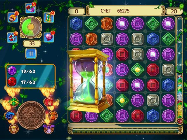 Сокровища Монтесумы. Блиц - screenshot 3
