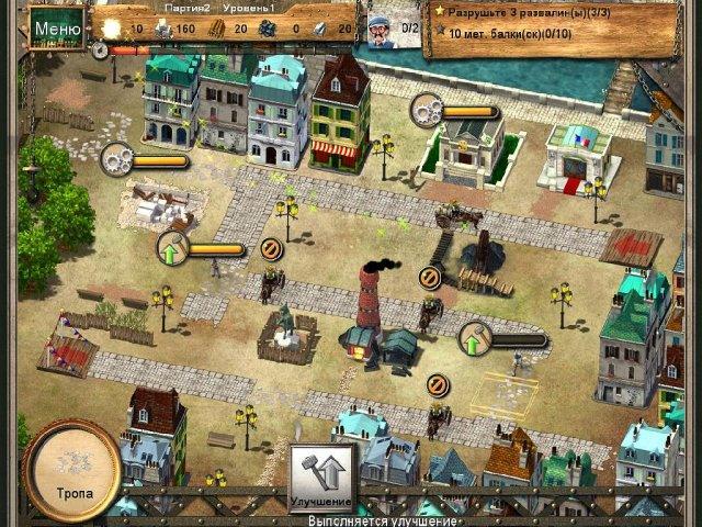 Monument Builders. Эйфелева башня - screenshot 1