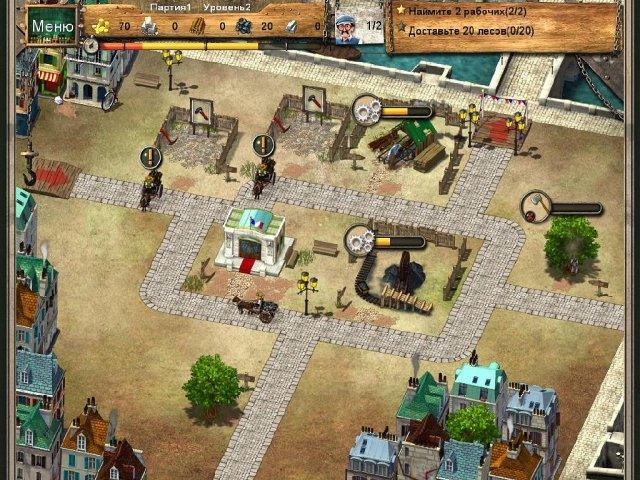 Monument Builders. Эйфелева башня - screenshot 2