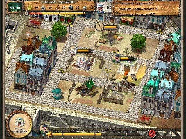 Monument Builders. Эйфелева башня - screenshot 3
