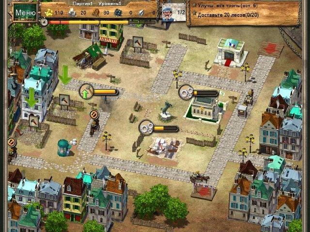 Monument Builders. Эйфелева башня - screenshot 4