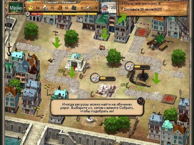 Monument Builders. Эйфелева башня - screenshot 5