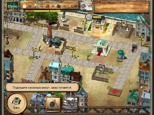 Monument Builders. Эйфелева башня - screenshot 6