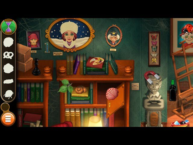 Mortimer Beckett and the Book of Gold. Коллекционное издание - screenshot 2