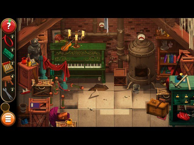 Mortimer Beckett and the Book of Gold. Коллекционное издание - screenshot 5