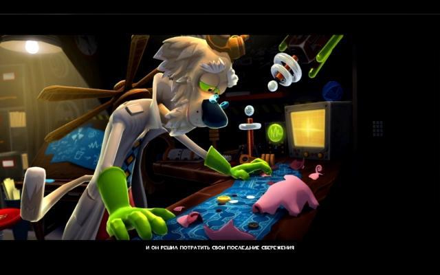 MouseCraft. Мышиная лаборатория - screenshot 2