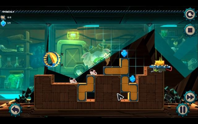 MouseCraft. Мышиная лаборатория - screenshot 4