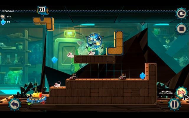 MouseCraft. Мышиная лаборатория - screenshot 7