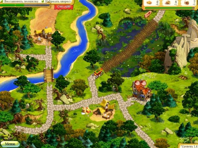 Полцарства за принцессу - screenshot 5