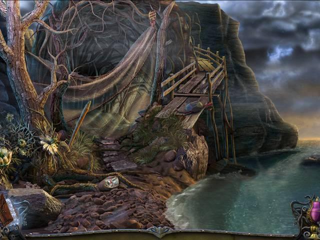 Остров оживших лиан - screenshot 1