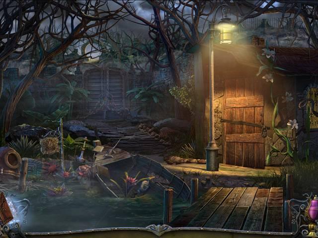 Остров оживших лиан - screenshot 3