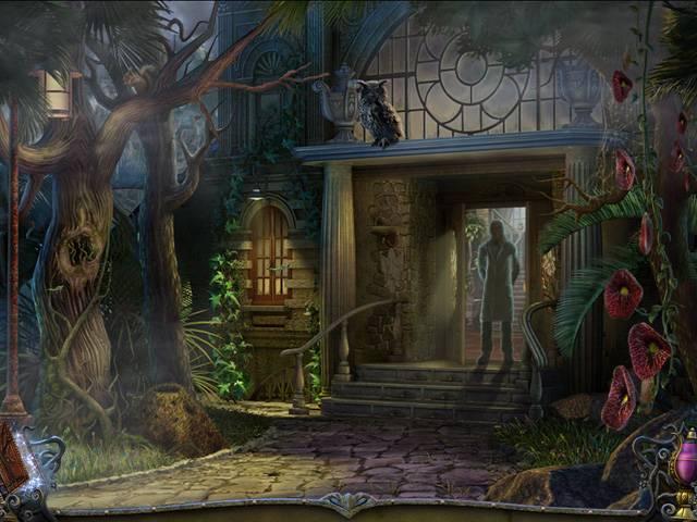 Остров оживших лиан - screenshot 4