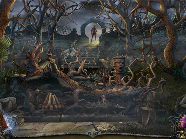 Остров оживших лиан - screenshot 5