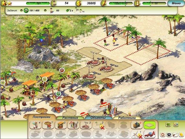 Пляжный рай - screenshot 4
