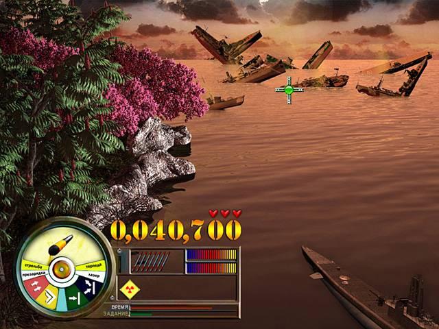 Морской бой. Перл-Харбор - screenshot 5