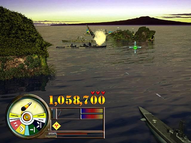 Морской бой. Перл-Харбор - screenshot 6