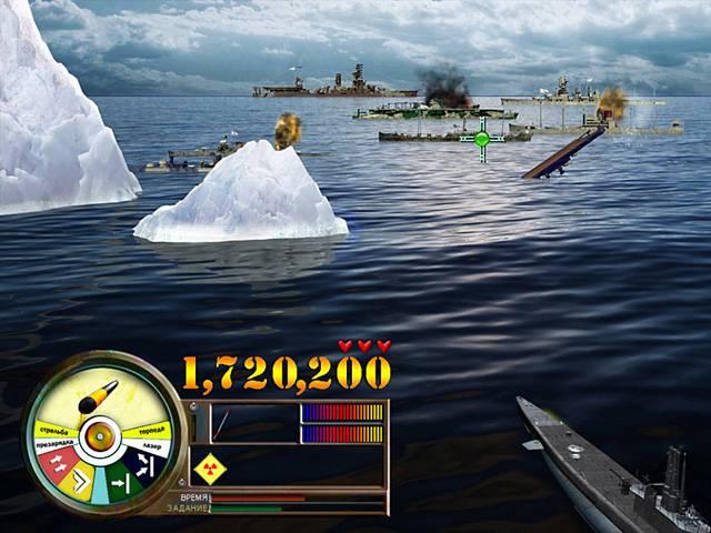 Морской бой. Перл-Харбор - screenshot 7