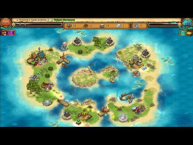 Пиратские хроники - screenshot 2