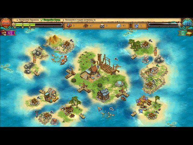 Пиратские хроники - screenshot 4