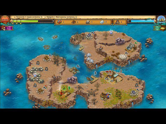 Пиратские хроники - screenshot 7