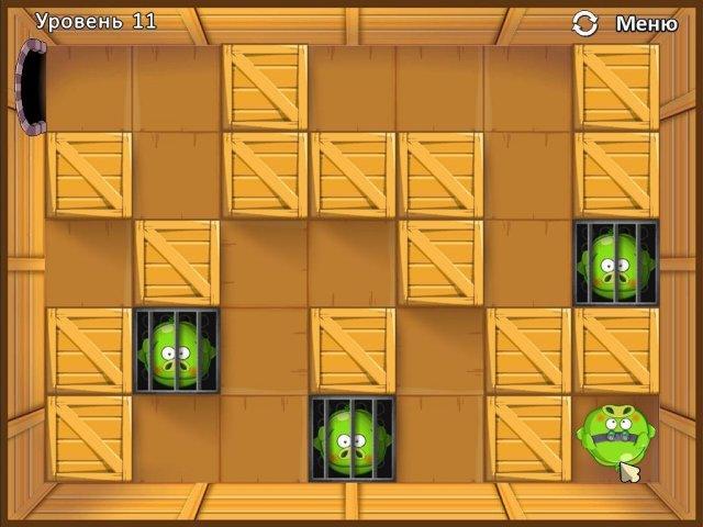 Четыре поросенка и коробка - screenshot 3