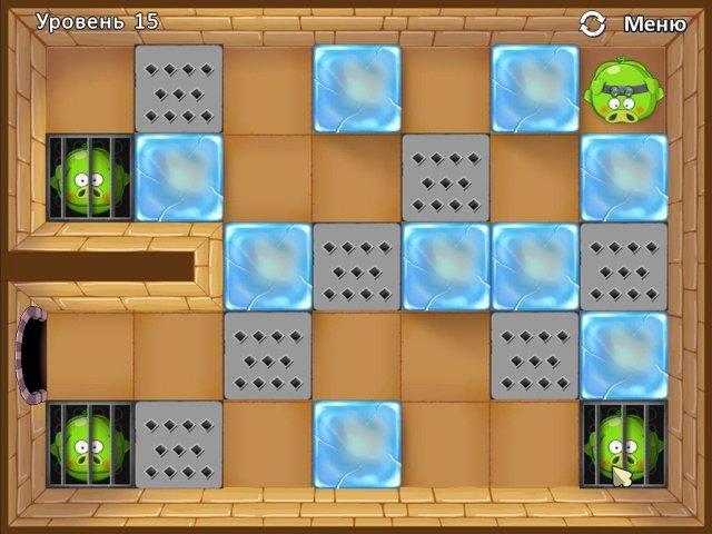 Четыре поросенка и коробка - screenshot 4