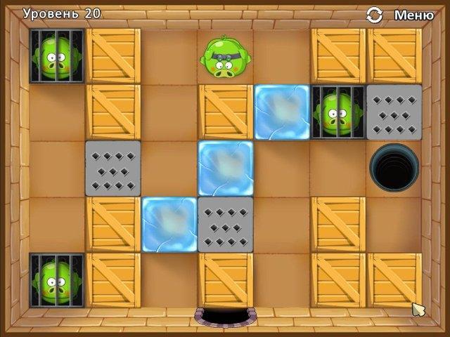 Четыре поросенка и коробка - screenshot 5