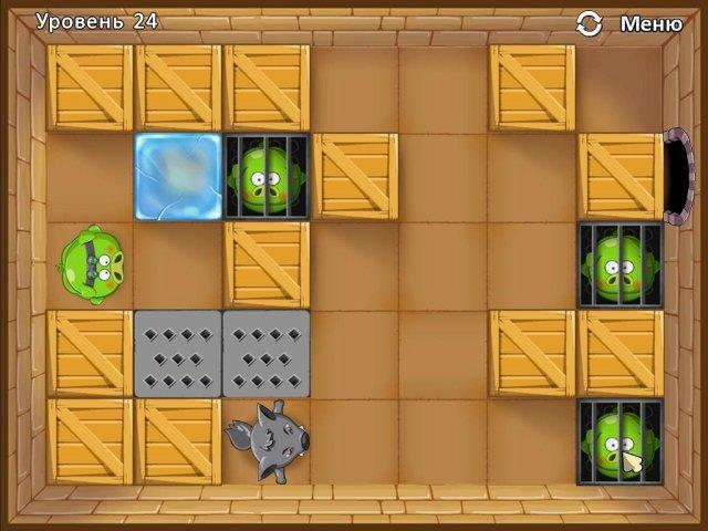 Четыре поросенка и коробка - screenshot 6