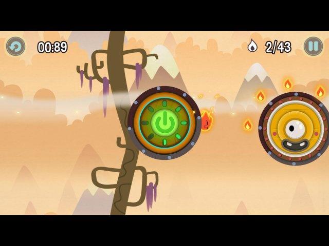 Огонек Прыг-скок - screenshot 1