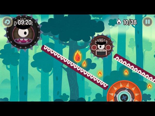 Огонек Прыг-скок - screenshot 4