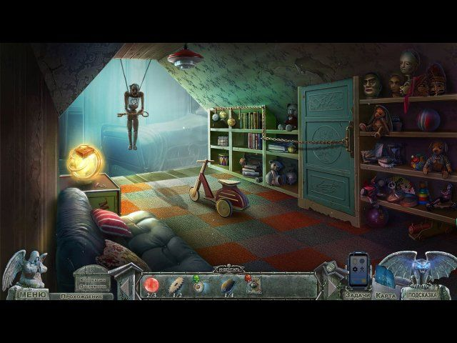 Кладбище искупления. Ночные кошмары - screenshot 6