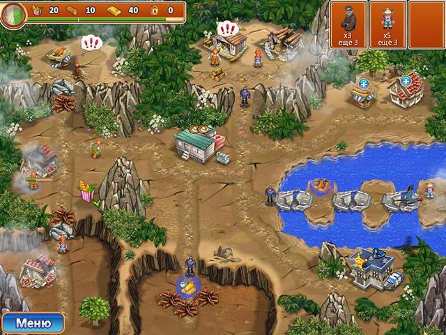Отважные спасатели 3 - screenshot 5