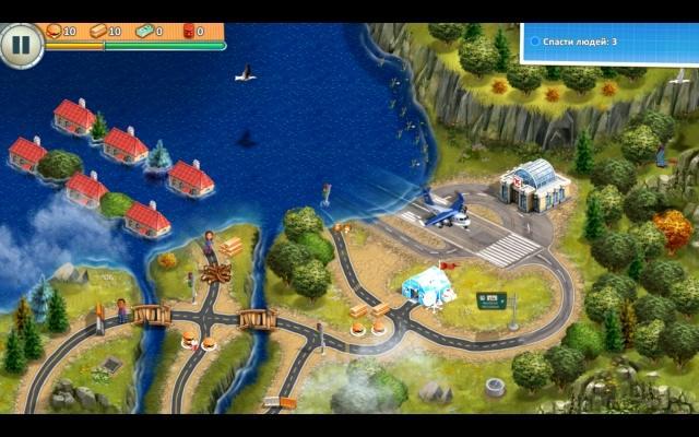 Отважные спасатели 4 - screenshot 2