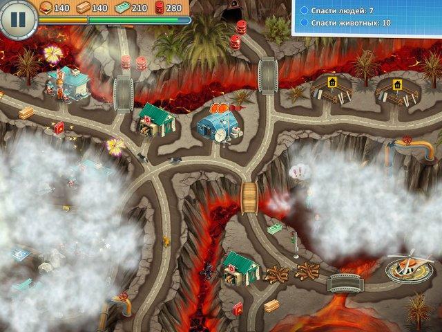 Отважные спасатели 5 - screenshot 2