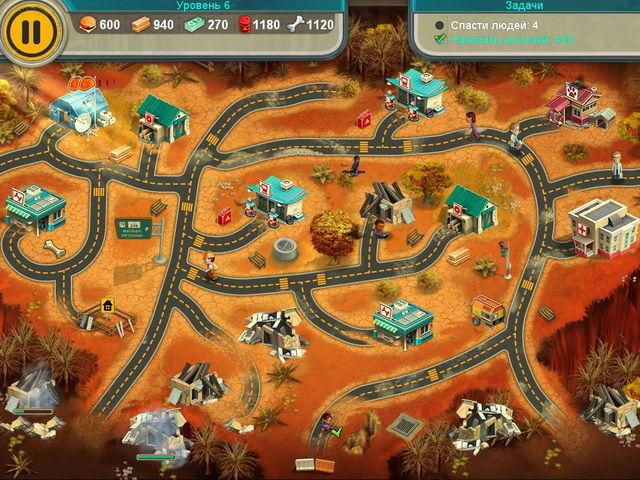 Отважные спасатели 6. Коллекционное издание - screenshot 1