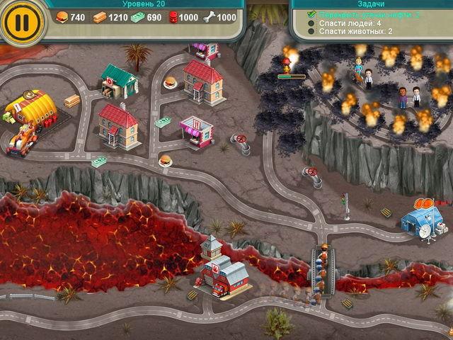 Отважные спасатели 6 - screenshot 3