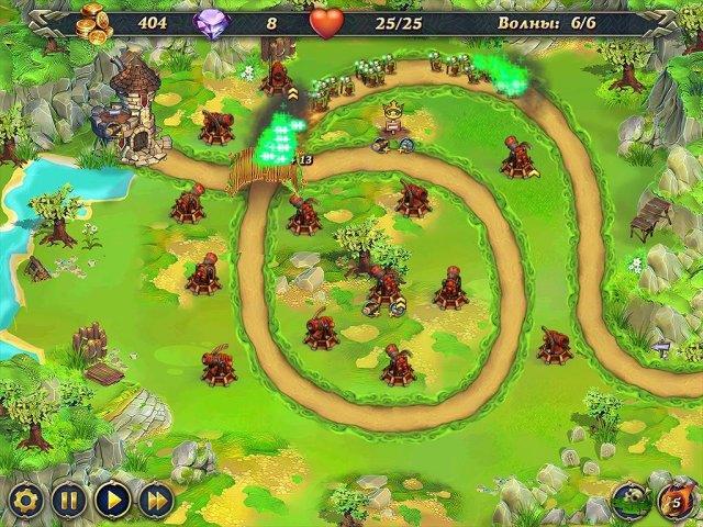 Королевская защита - screenshot 3